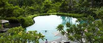 Отели Сингапура. Недорогие отели. Лучшие отели. Отели с бассейном на крыше