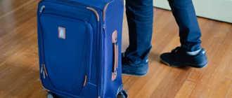 Нормы провоза багажа и ручной клади в Air China в 2021 году
