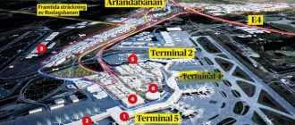 Как добраться из аэропорта Стокгольма до центра города?