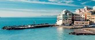 Остров Корфу на карте