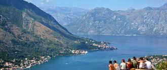 Цены на отдых в Черногории – 2021: еда, экскурсии, транспорт