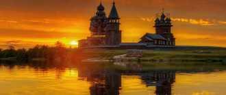 ТОП-5 мест для путешевствий по России осенью