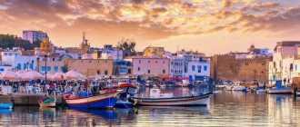 Бизерта, Тунис — все о городе с фото