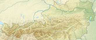 Карта Озера Нойзидлер-Зе, где находится Озеро Нойзидлер-Зе на карте мира
