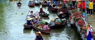 8 лучших рынков Бангкока – где находятся, какие посмотреть, время работы, карта