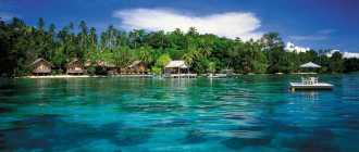 Остров Гизо, Соломоновы Острова — подробная информация с фото