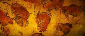 Фотографии пещеры Альтамира