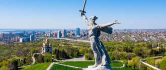 Волгоград: достопримечательности и интересные места города, фото с описанием