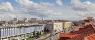 Недорогие отели и апартаменты в центре Минска, подборка от