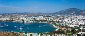 Отдых в Бодруме 2021, цены, как добраться, пляжи, погода