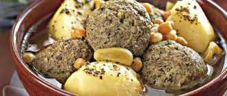 Что попробовать в Армении из еды