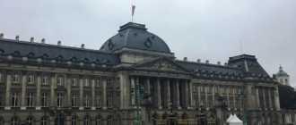 Королевские Галереи Святого Юбера в Брюсселе — подробная информация с фото