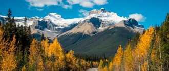 Канада — страна контрастов