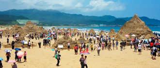Тайвань : до 31 июля 2021 года действует безвизовый режим для поездок до 14 дней