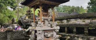 Фото храма Тирта Эмпул (75 фото)