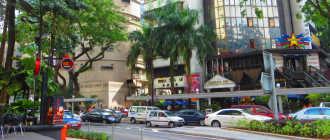 Общественный транспорт Куала-Лумпур