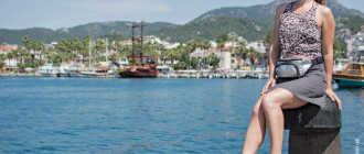 Мармарис в Турции, курорт, пляжи и погода, клубы и достопримечательности, фото