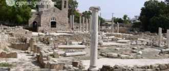 Что посмотреть в Пафосе на Кипре?