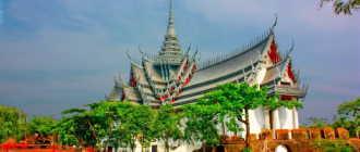 Сколько лететь из Екатеринбурга до Тайланда прямым рейсом: время в полете