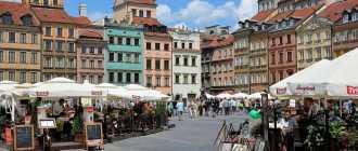 Торговые центры в Варшаве — все, что нужно знать для удачного шоппинга
